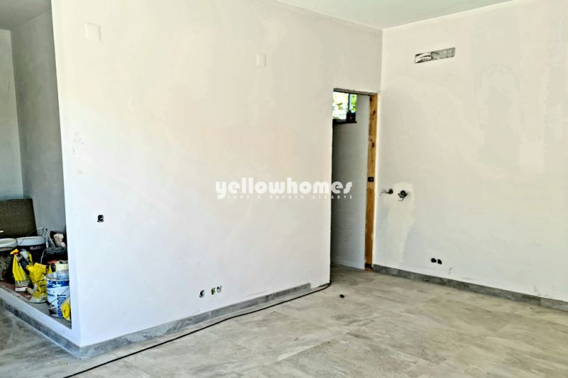 Newly constructed contemporary 3 bedroom villa with pool close to Loulé