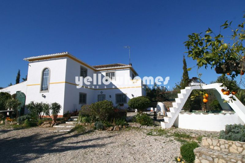 Sao Bras 3 bedroom private villa with country views