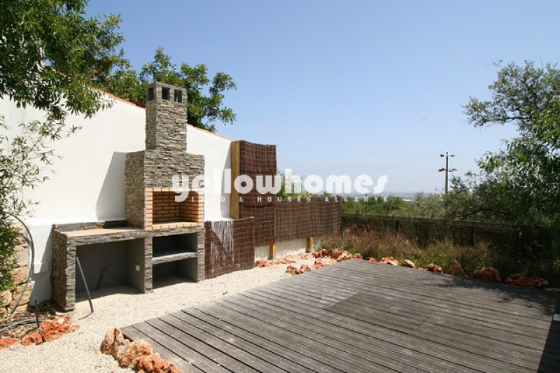 Top quality and new villa for sale near Santa Barbara and Loule