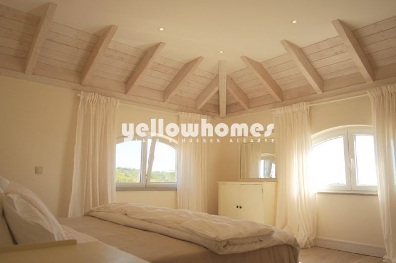 Country 5 bed new build property near Estoi for sale