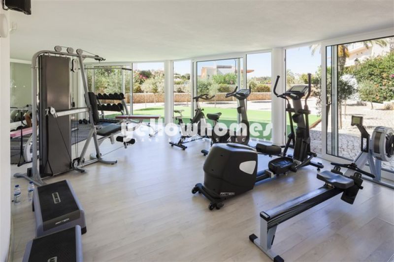 Luxury 3 bedroom apartment within an exclusive resort in Ferragudo