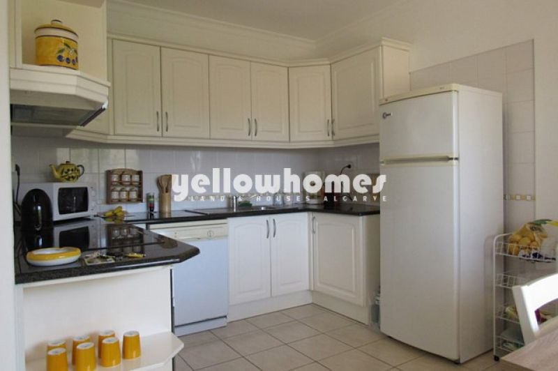 Charming and bright two bedroom apartment on a prestigious development