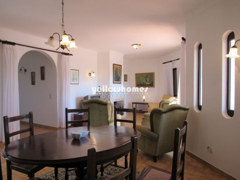 Attractive 3 bedroom villa in Carvoeiro close to the beach