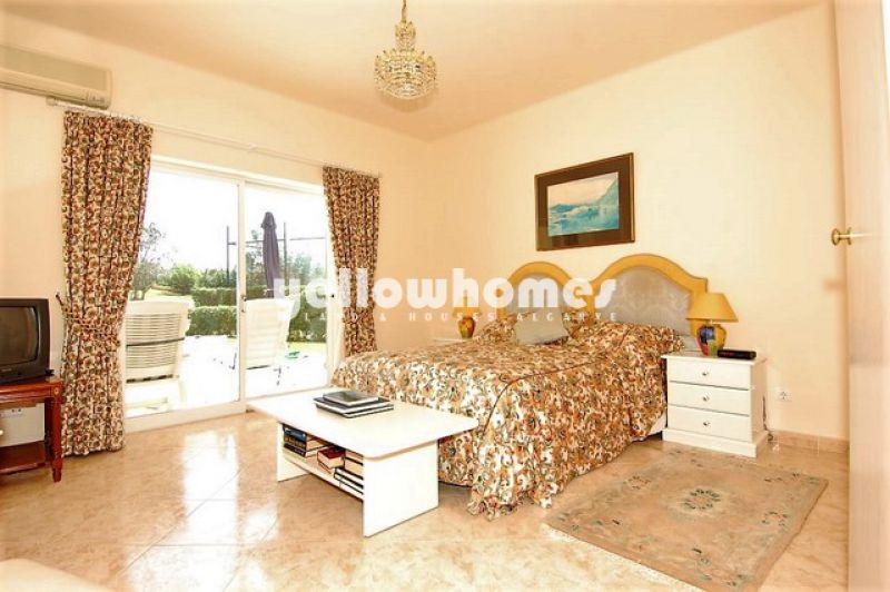 Impressive four bedroom villa on a prestigious Golf resort