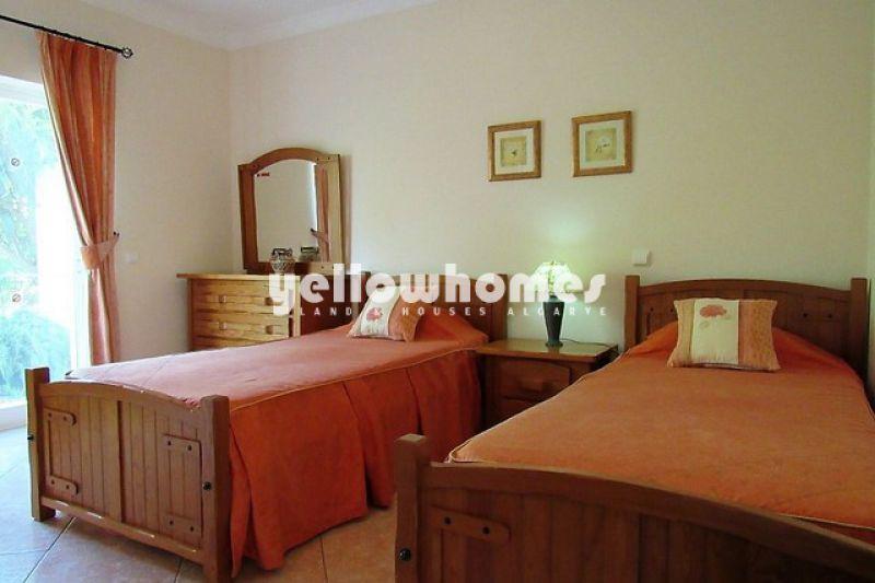 Elegant 3-bed villa on a prestigious resort near Carvoeiro