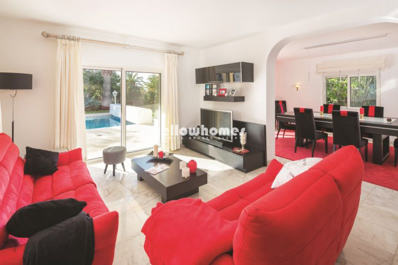 Impressive and elegant 3 bedroom villa in Carvoeiro