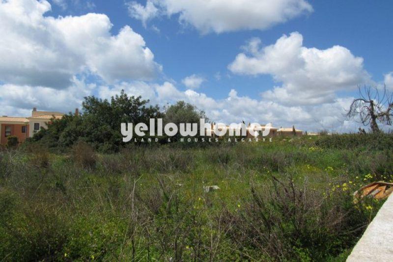 Plot of land close to Carvoeiro