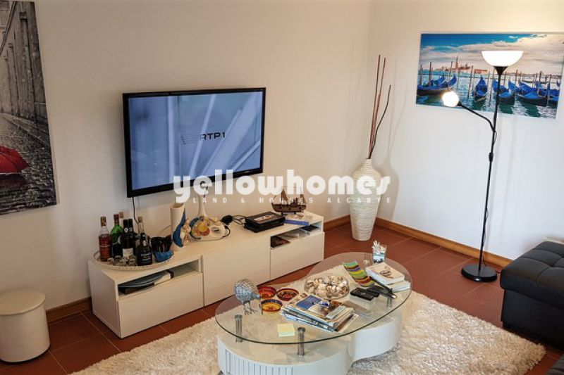 Wonderful 2-bed apartment with garden-/pool views in Vilamoura