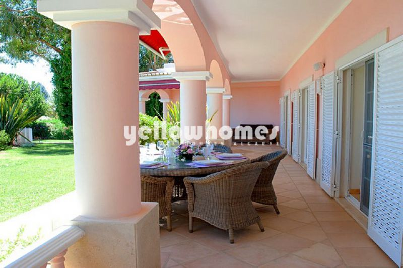 Magnific countryside villa with horse stables near Luz de Tavira