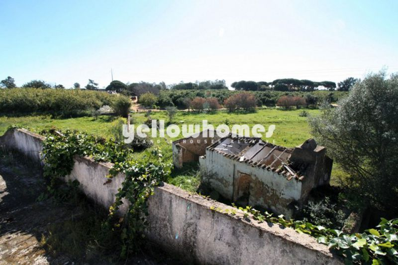 Large building plot for a 2 floor villa near Pechao
