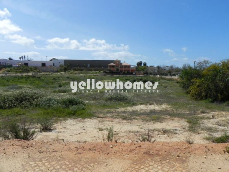 Rare building plots close to the beach and all amenities