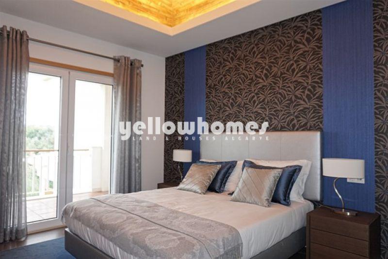 Modern 3+1 bed villa in a private condominium of Vilamoura