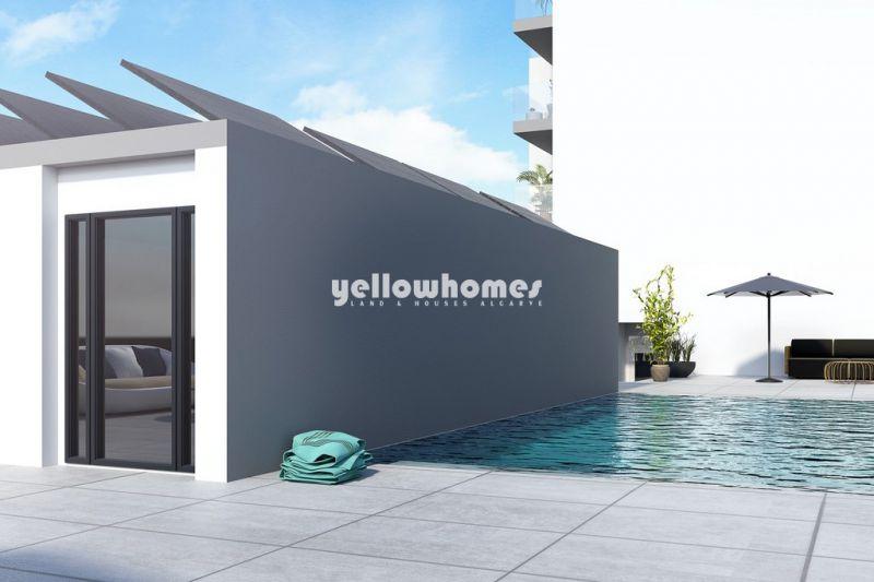 Brand new, good quality 1 bedroom apartments close to all amenities near Quarteira