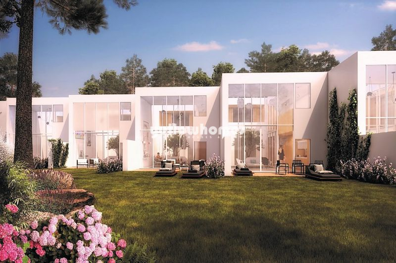 Contemporary newly built 3-bed linked villas in the centre of Vilamoura